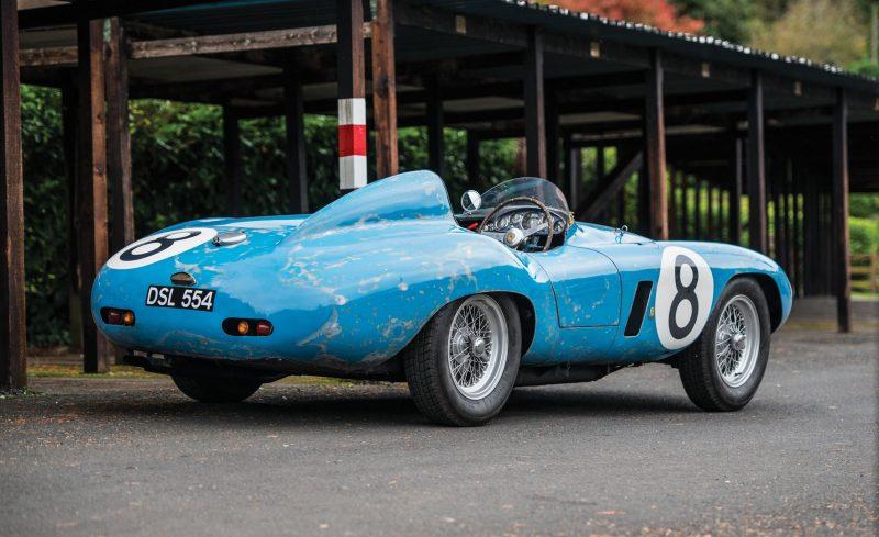 1955 Ferrari 500 Mondial Barchetta by Scaglietti 2