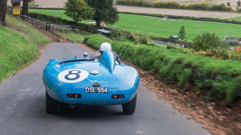 1955 Ferrari 500 Mondial Barchetta by Scaglietti 21