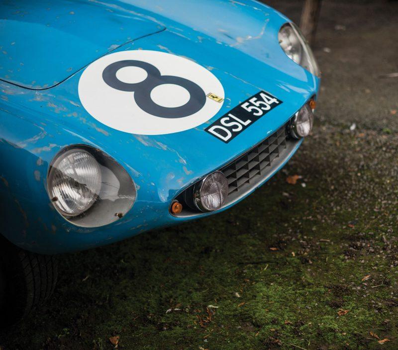 1955 Ferrari 500 Mondial Barchetta by Scaglietti 25