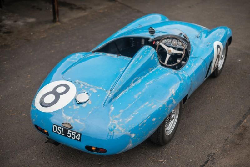 1955 Ferrari 500 Mondial Barchetta by Scaglietti 27