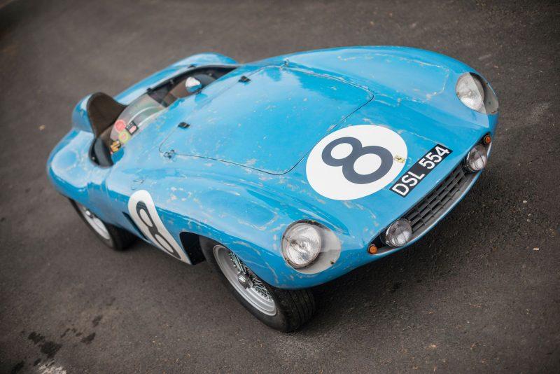 1955 Ferrari 500 Mondial Barchetta by Scaglietti 28