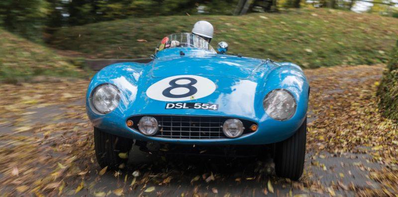 1955 Ferrari 500 Mondial Barchetta by Scaglietti 29