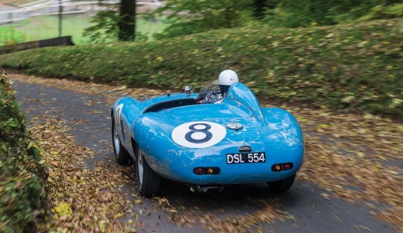 1955 Ferrari 500 Mondial Barchetta by Scaglietti 30