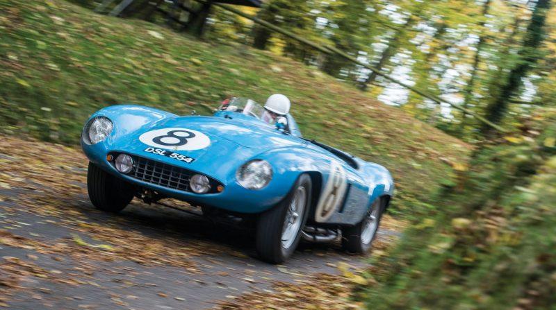 1955 Ferrari 500 Mondial Barchetta by Scaglietti 32