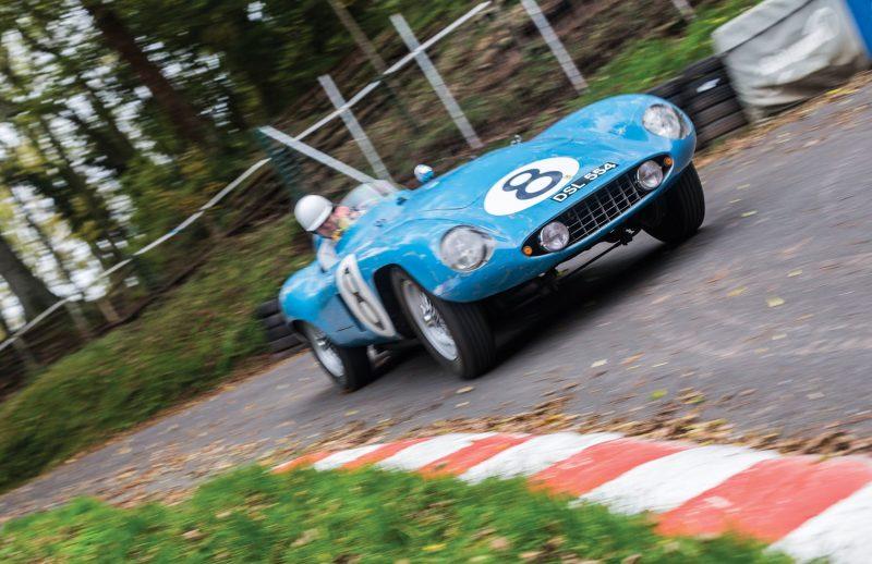 1955 Ferrari 500 Mondial Barchetta by Scaglietti 33