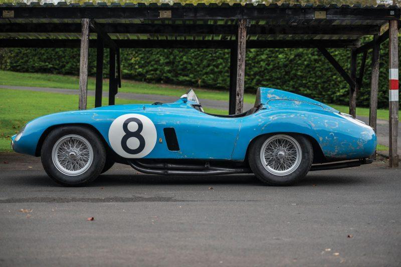1955 Ferrari 500 Mondial Barchetta by Scaglietti 4