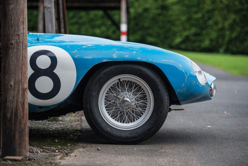 1955 Ferrari 500 Mondial Barchetta by Scaglietti 9