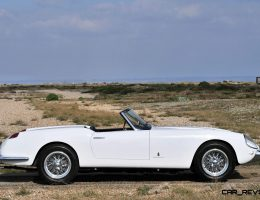RM NYC 2015 – 1958 Ferrari 250 GT Cabriolet Series I by Pinin Farina is Hamptons-Perfect