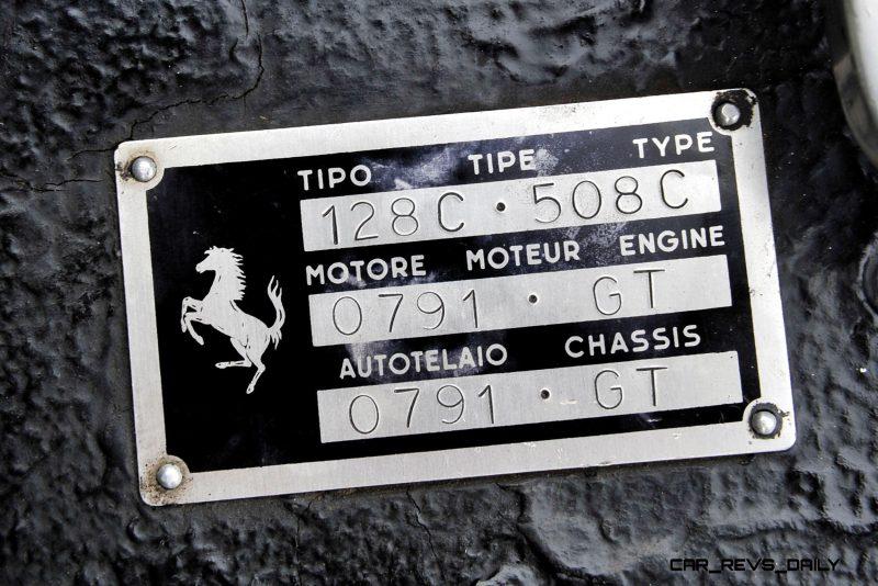 1958 Ferrari 250 GT Cabriolet Series I by Pinin Farina Bianco White 28