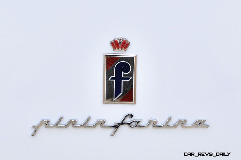 1958 Ferrari 250 GT Cabriolet Series I by Pinin Farina Bianco White 8