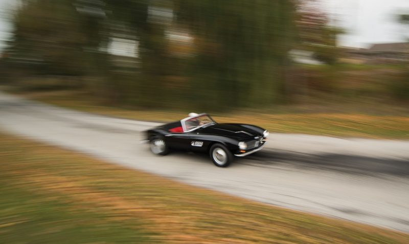 1959 BMW 507 Roadster Series II 10