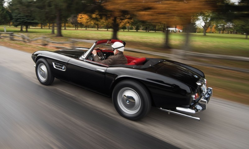 1959 BMW 507 Roadster Series II 11