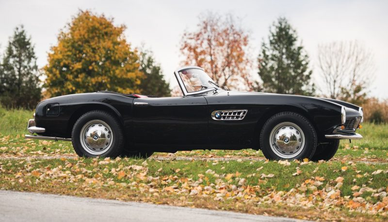 1959 BMW 507 Roadster Series II 5