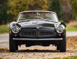 RM NYC 2015 – 1959 BMW 507 Roadster Series II May Be Most-Valuable BMW with $3M Highball Estimate