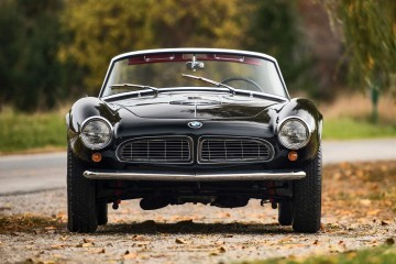 1959 BMW 507 Roadster Series II 6