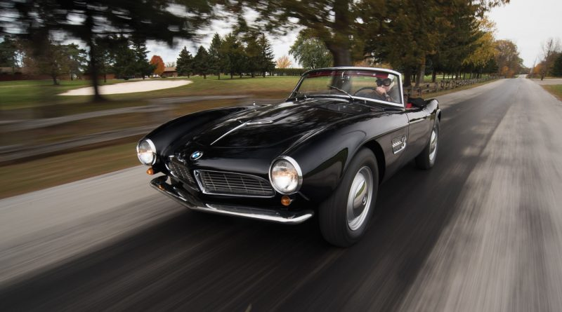 1959 BMW 507 Roadster Series II 7