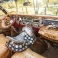 1963 Pontiac Bonneville 'Roy Rogers' Nudie Mobile 12