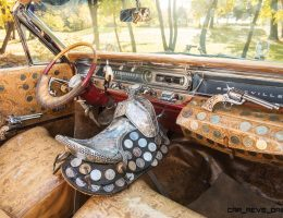RM NYC 2015 – 1963 Pontiac Bonneville 'Roy Rogers' Nudie Mobile