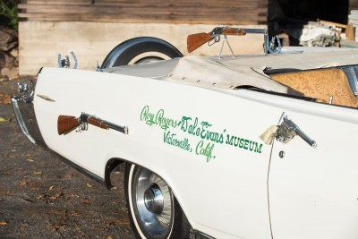 1963 Pontiac Bonneville 'Roy Rogers' Nudie Mobile 7