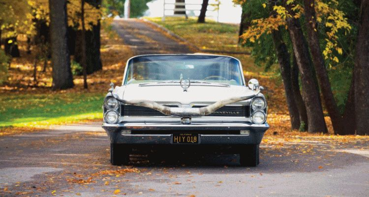 1963 Pontiac Bonneville 'Roy Rogers' Nudie Mobile