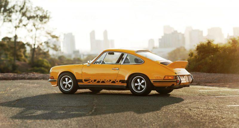 1973 Porsche 911 Carrera RS 2