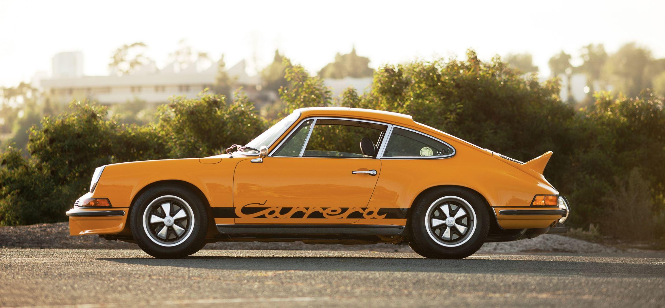 1973 Porsche 911 Carrera Rs 2 7 Touring 16