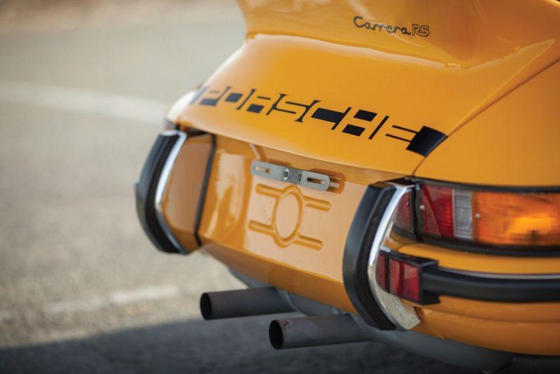 1973 Porsche 911 Carrera RS 2.7 Touring 6