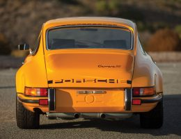 RM NYC 2015 – 1973 Porsche 911 Carrera RS 2.7 Touring – As-New Example for $1M?