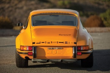1973 Porsche 911 Carrera RS 2.7 Touring 9