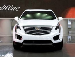 2017 Cadillac XT5 Tech Specs, Cabin Details Reveal New 8-Speed Auto, Giant Backseat  + Turbo for China