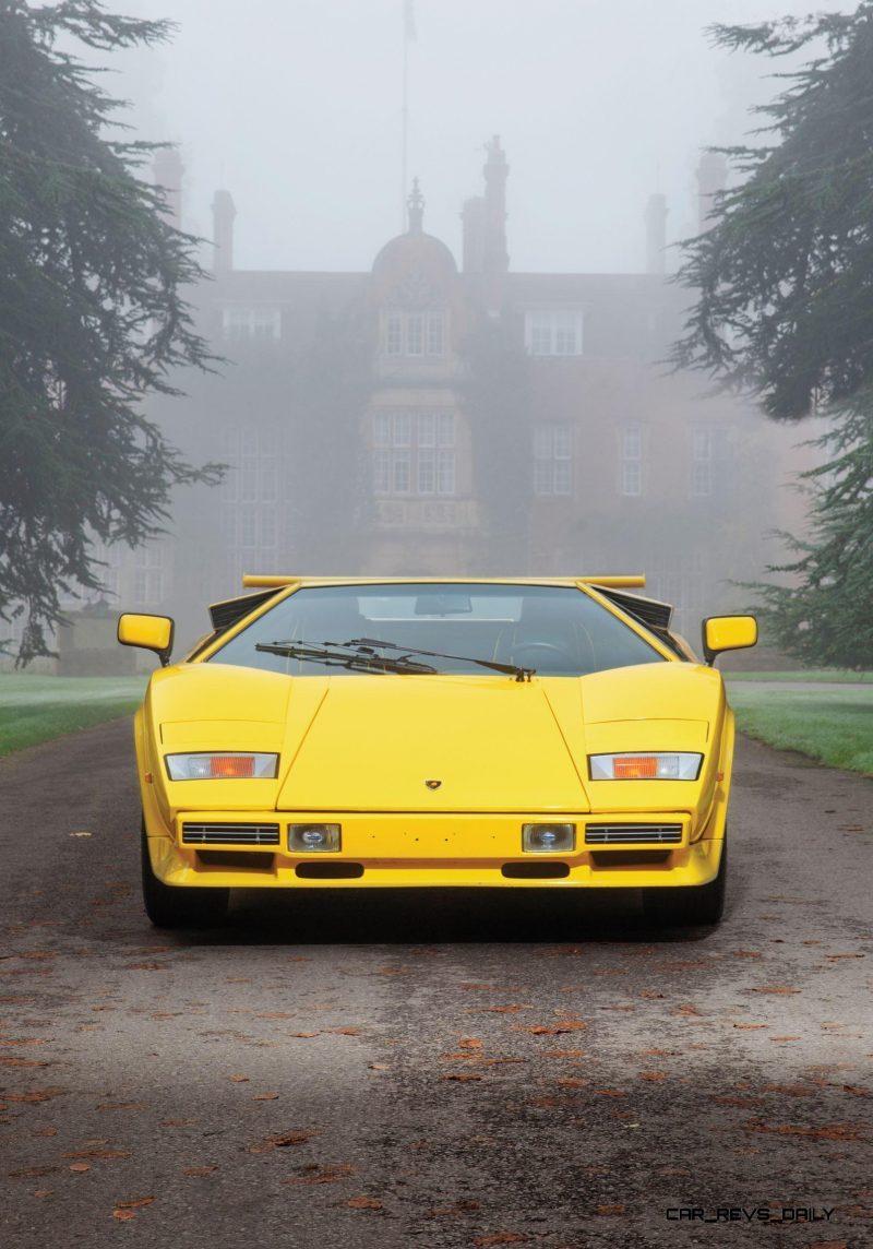 1981 Lamborghini Countach LP400 S Series III 11
