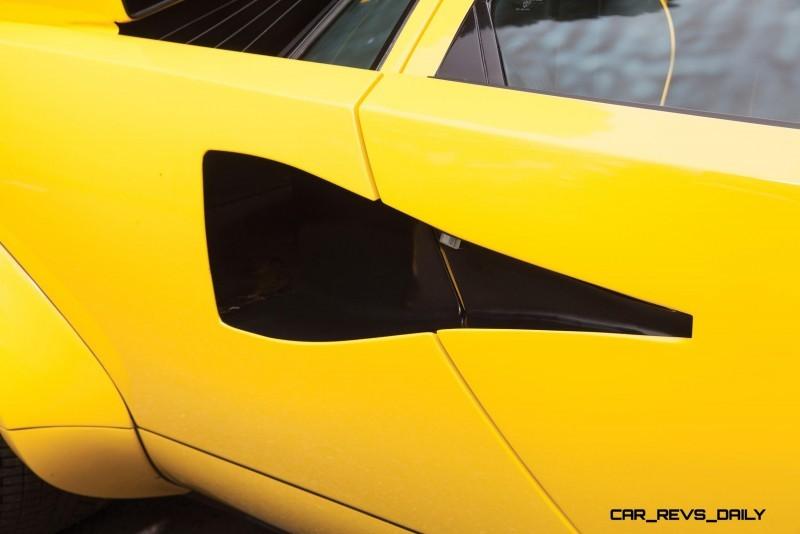 1981 Lamborghini Countach LP400 S Series III 12