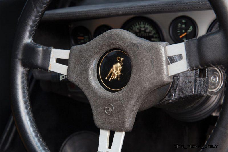 1981 Lamborghini Countach LP400 S Series III 13
