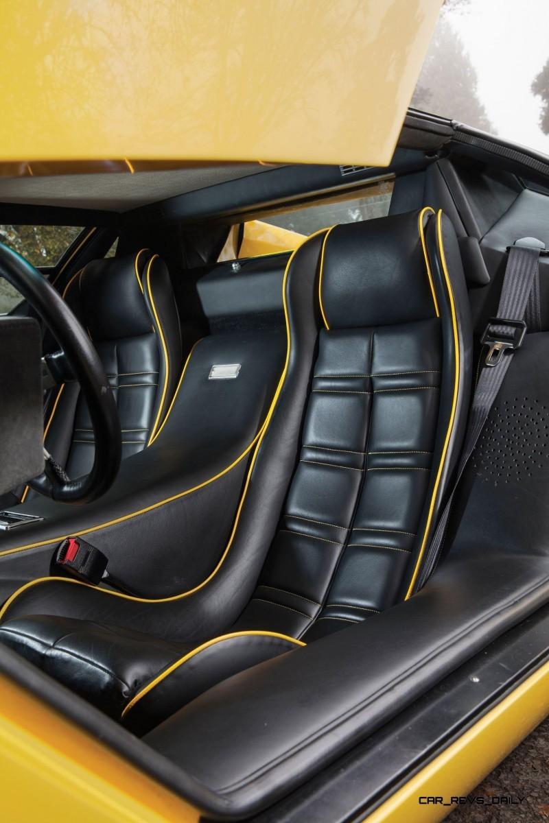 1981 Lamborghini Countach LP400 S Series III 14