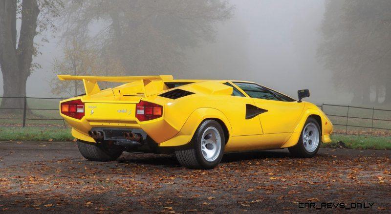 1981 Lamborghini Countach LP400 S Series III 2