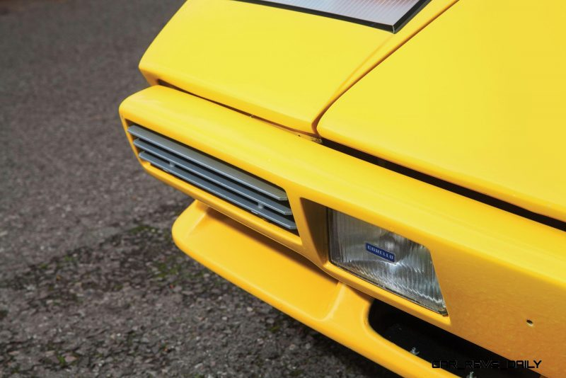 1981 Lamborghini Countach LP400 S Series III 20