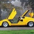 RM Paris 2016 - 1981 Lamborghini Countach LP400S Series III in Iconic Sunflower Yellow