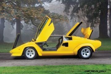 1981 Lamborghini Countach LP400 S Series III 23