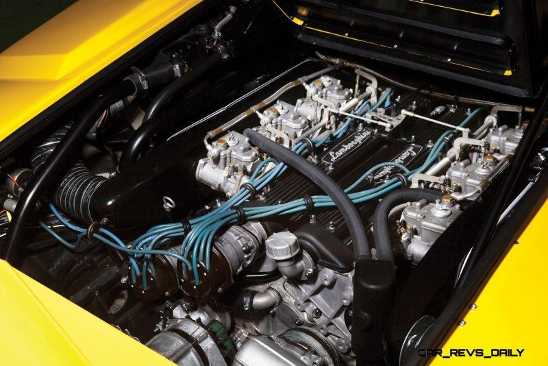 1981 Lamborghini Countach LP400 S Series III 3