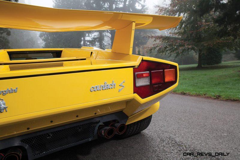 1981 Lamborghini Countach LP400 S Series III 7
