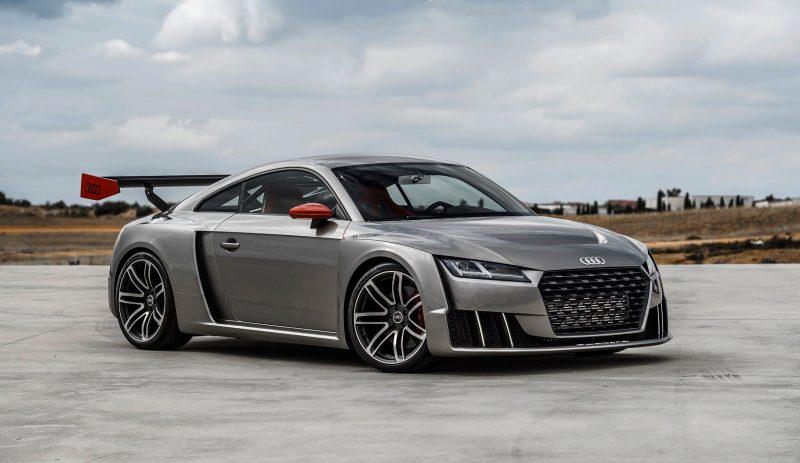 2015 Audi TT Clusport Turbo Concept 10