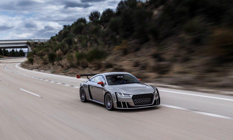 2015 Audi TT Clusport Turbo Concept 2