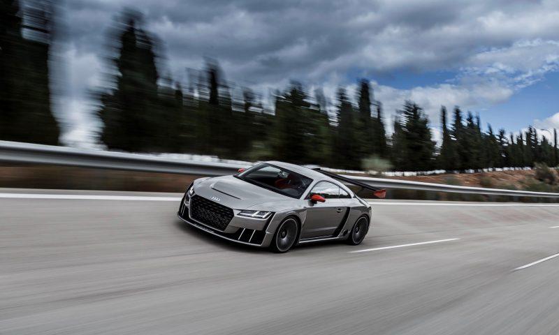 2015 Audi TT Clusport Turbo Concept 3