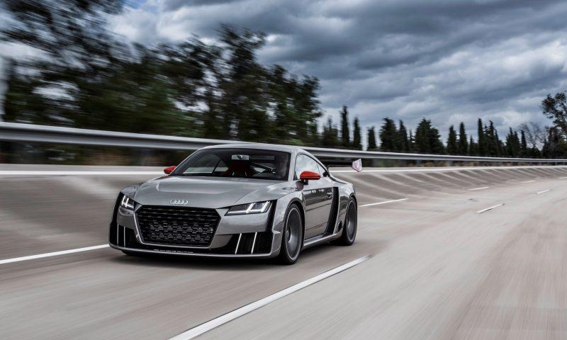 2015 Audi TT Clusport Turbo Concept 4