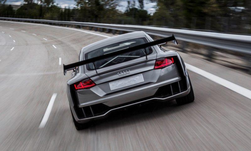 2015 Audi TT Clusport Turbo Concept 8