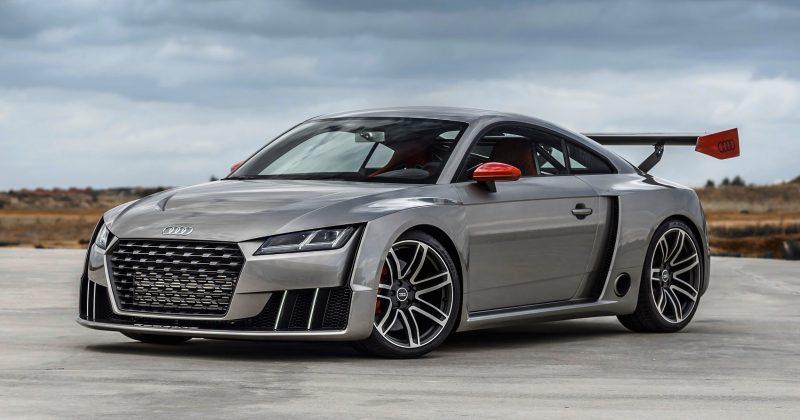 2015 Audi TT Clusport Turbo Concept 9