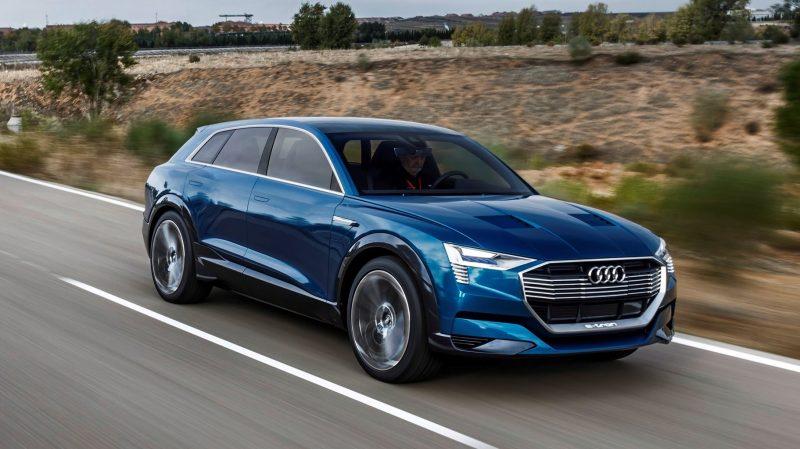 2015 Audi e-tron quattro concept 2