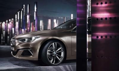 2015 BMW Concept Compact Sedan 14