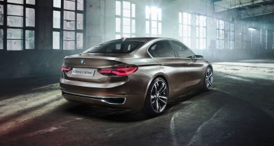 2015 BMW Concept Compact Sedan 3