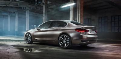 2015 BMW Concept Compact Sedan 6